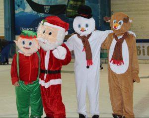 Santa & Friends on ICE
